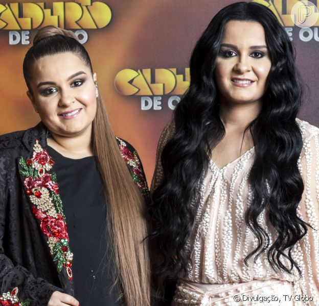 Maiara e Maraisa explicam looks grifados em shows: 'A gente se reflete não só pelas nossas músicas, mas também pela nossa arte'