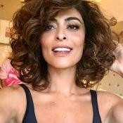 Juliana Paes desiste de novo projeto da Globo: 'Se afastou para cuidar da saúde'