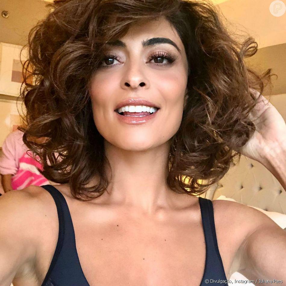 Juliana Paes desistiu de fazer parte do programa 'Os Melhores Anos de Nossas Vidas', da Globo