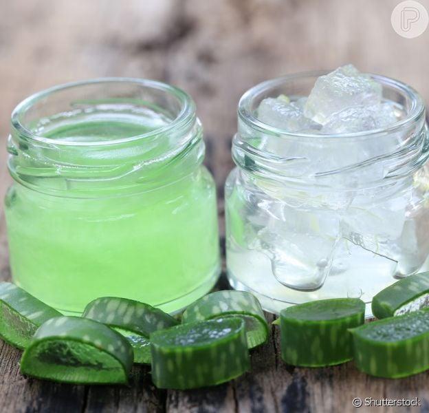 A aloe vera pode trazer benefícios únicos em tratamentos de pele e cabelos