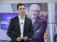 Filho de Marcelo Rezende homenageia jornalista na TV: 'Meu pai será inigualável'