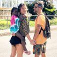 Pais de Títi, Giovanna Ewbank e Bruno Gagliasso estão juntos há nove anos
