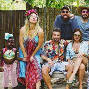 Filha de Bruno Gagliasso e Giovanna Ewbank, Títi rouba a cena em foto da família