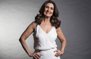 Fátima Bernardes cita o que é importante em namorado: 'Tratar bem as pessoas'