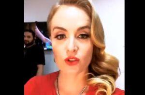 Longe da TV, Angélica grava participação em 'DPA': 'Filhos vão ficar orgulhosos'