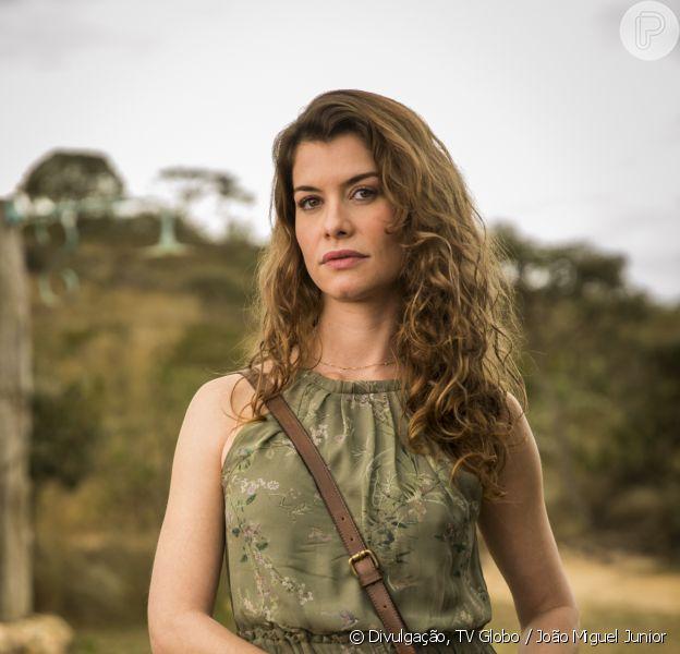 Alinne Moraes vai viber a vilâ Isabel na novela 'Espelho da Vida', próxima do horário das seis da TV Globo