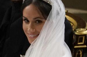 Look de noiva de Meghan Markle teve 'curiosidade' sobre namoro com Harry. Saiba!