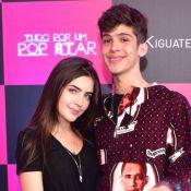 João Guilherme leva namorada, Jade Picon, à pré-estreia de 'Tudo por um PopStar'