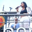 Gretchen Mranda participa de Parada LGBT