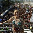 Luísa Sonza agradece por cantar em Parada LGBT: 'Que o amor prevaleça'