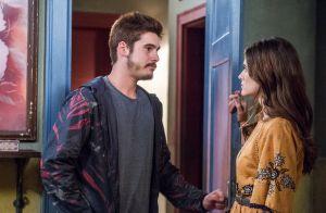 'O Tempo Não Para': Samuca esconde de Elmo romance com Waleska para não magoá-lo
