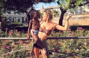 Giovanna Ewbank levou 'bronquinha' da escola da filha, Títi, por uniforme. Saiba