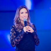 Grávida, Patricia Abravanel fala sobre festa de casamento: 'Com o Pedro no colo'