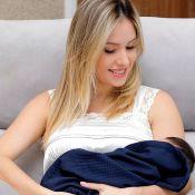 Thyane Dantas cita importância de doação de leite materno: 'Ajudar outras mães'