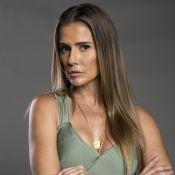 Deborah Secco cortará o próprio cabelo durante surto de Karola em 'Segundo Sol'