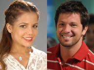 Par de Mario Frias em novela, Nivea Stelmann vai atuar pela 1ª vez com ex-marido