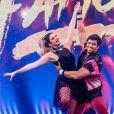 Dani Calabresa, no entanto, se recuperou rápido e não precisou se afastar do 'Dança dos Famosos'