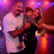 Diversão! Filho de Aline Gotschalg e Fernando Medeiros esbanja fofura em circo