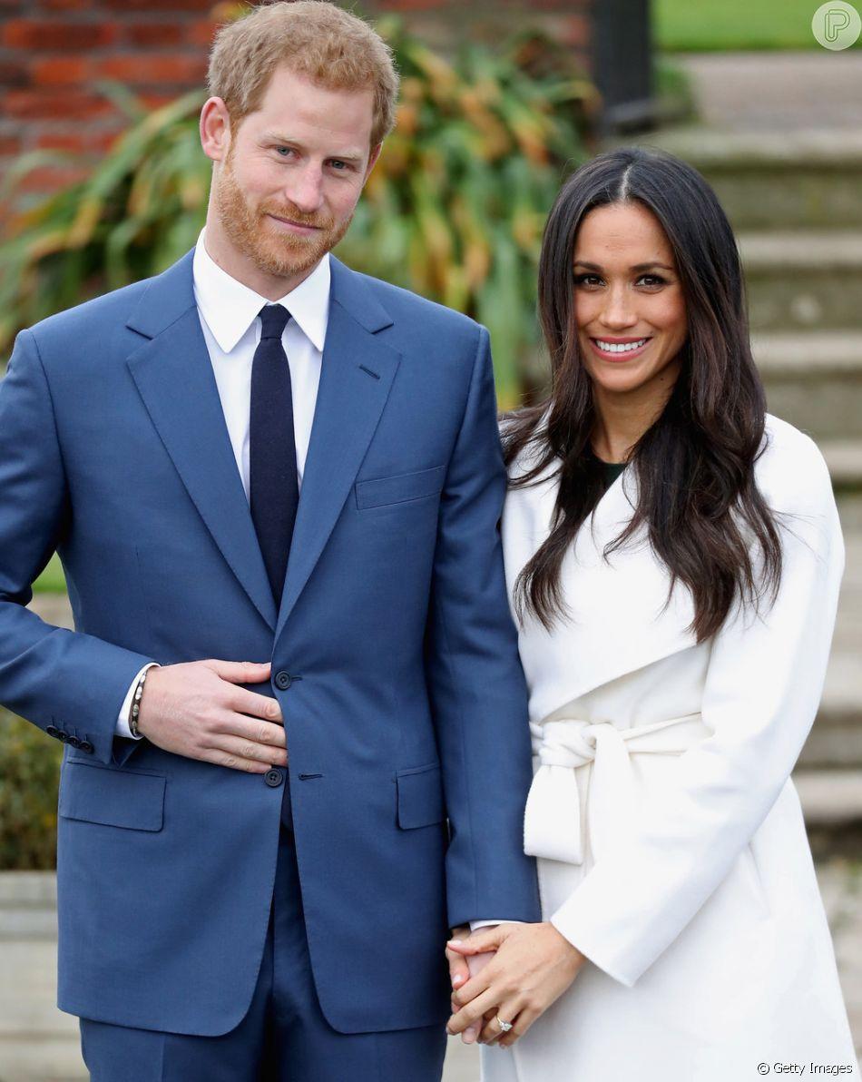 8a977d831a4 O filho de príncipe Harry e Meghan Markle será o sétimo na linha sucessória  da família