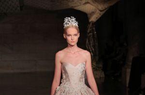 Vestidos de noiva: as tendências da Semana de Moda de Nova York