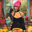 Nicki Minaj tem mais de 30 milhões de visualizações com o clipe 'Anaconda'