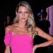 Batom rosa, glitter e smokey eye: as maquiagens das famosas em evento de moda