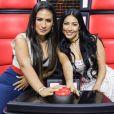 Simaria e a irmã, Simone, estão confirmadas no 'The Voice Kids' em 2019