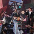 Paula Fernandes é uma das cantoras sertanejas de maior sucesso no Brasil