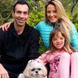 Ticiane Pinheiro atualmente é casada com o jornalista Cesar Tralli