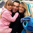 Ticiane Pinheiro planeja engravidar de Cesar Tralli e dar um irmão para a filha, Rafaella Justus