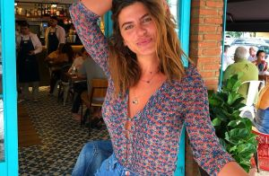 Mariana Goldfarb corta carne e frago de dieta: 'Me sentindo muito bem'