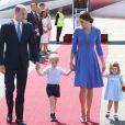 Príncipe William é pai de George, Charlotte e caçula, Louis, de apenas seis meses de vida