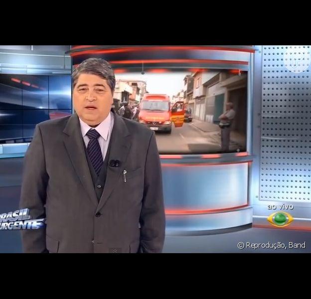 José Luiz Datena alfineta Milton Neves após ser afastada por discutir com o  jornalista ao vivo em programa de rádio