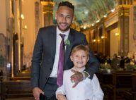 Neymar mostra o filho, Davi Lucca, fantasiado para o Halloween. Veja foto!