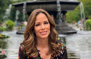 Ana Furtado se declara a Boninho em aniversário: 'Amor que eu nunca senti igual'