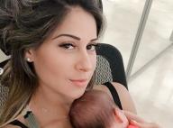 Mayra Cardi rebate críticas por música ao lado da filha: 'Tem que se adaptar'