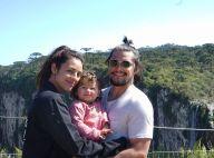 Madalena, filha de Bruno Gissoni e Yanna Lavigne, toca gaita em vídeo: 'Treino'