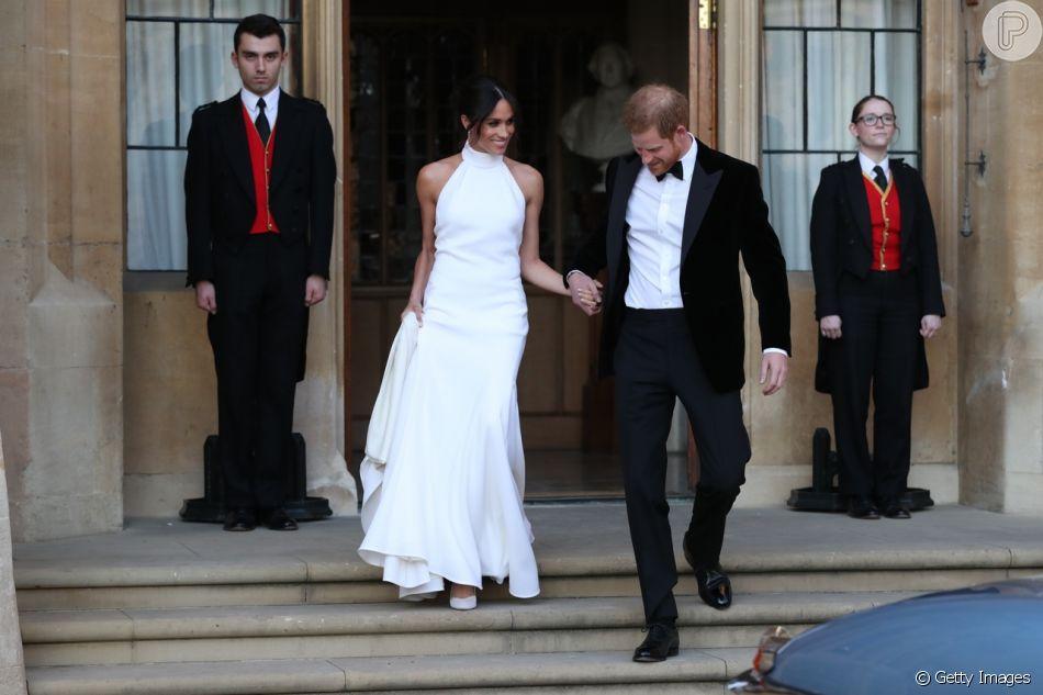 Vestido de casamento Meghan Markle ganhou réplica acessível: saiba o preço!