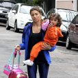Grazi Massafera e Cauã Reymond são pais de Sofia, de 2 anos
