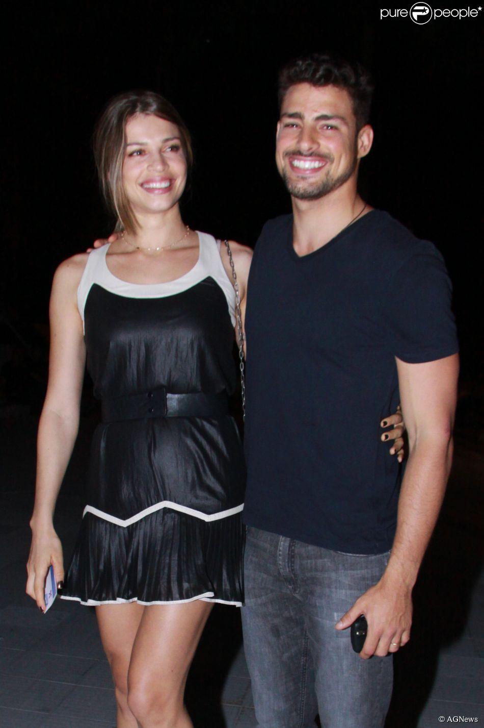 Grazi Massafera teve uma recaída com Cauã Reymond durante uma viagem para a França, no mês de maio. A informação é do jornal carioca 'O Dia' de 1º de setembro de 2014