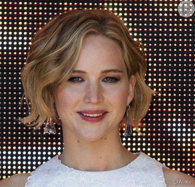 Jennifer Lawrence teve fotos nuas divulgadas por um hacker, em 31 de agosto de 2014