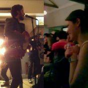 Chay Suede passa uns dias em São Paulo com Laura Neiva: 'Estão se gostando'