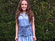 Look inusitado deixa Larissa Manoela alta e atriz entrega: 'Eu tenho 1,53 m'