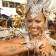Viviane Araujo apagou tatuagem em homenagem a Belo, com quem foi casada com Belo  de 1998 a 2007
