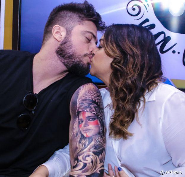 Rodrigo Godoy e Preta Gil estão casados há três anos