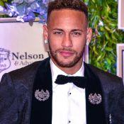 Neymar posa com ex-BBB Angela Munhoz em Paris e ironiza: 'Ninguém é affair'