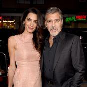 George Clooney e a mulher serão padrinhos do filho de Meghan Markle e Harry