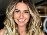 Giovanna Antonelli coloca mega hair e exibe novo visual do cabelo para os fãs
