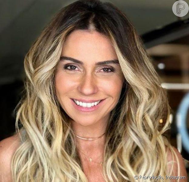 Giovanna Antonelli faz transformação no visual e dá adeus aos fios curtos