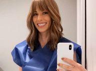 Ana Furtado faz radioterapia e dá dica para não ressecar pele: '1 banho por dia'